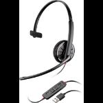 Plantronics Blackwire C310-M Monaural Head-band headset