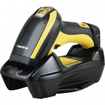 Datalogic PowerScan 9501 Handheld bar code reader 2D Laser Black, Yellow
