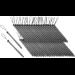 Zebra KT-MC9X3X-STLSG-50 lápiz digital Negro