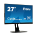 "iiyama ProLite XUB2792UHSU-B1 LED display 68.6 cm (27"") 3810 x 2160 pixels 4K Ultra HD Flat Matt Black"