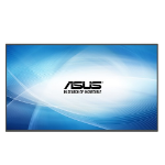 "ASUS SA495-Y 124,5 cm (49"") LED Full HD Kiosk design Zwart Wi-Fi"
