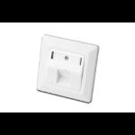ASSMANN Electronic DN-93811 RJ-45 Wit wandcontactdoos