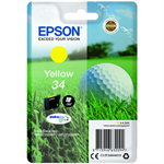 Epson C13T34644010 (34) Ink cartridge yellow, 300 pages, 4ml