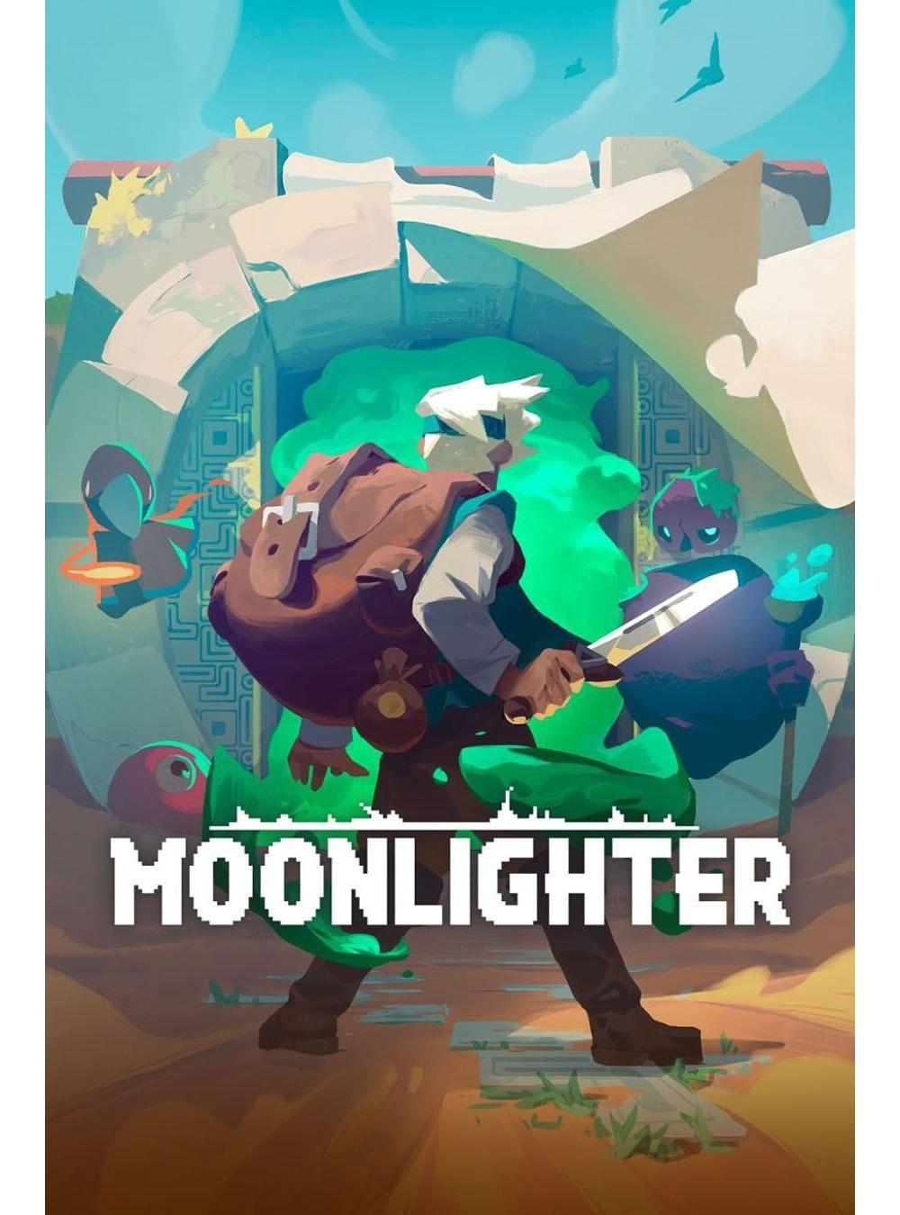Nexway Moonlighter vídeo juego PC/Mac Básico Español