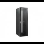 EXC 755171 rack cabinet 32U Freestanding rack Black