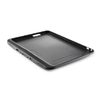 HP ElitePad Security Jacket met SmartCard- en vingerafdruklezers