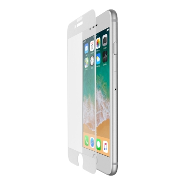 iPhone 6/6s/7 Tempered E2e White Overlay