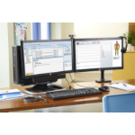 HP Single Monitor Arm
