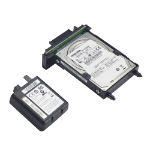 """Dell Hard Drive and Wireless Kit - Hard drive - 160 GB - internal - 2.5"""" - SATA 3Gb/s - for Color Laser P"""