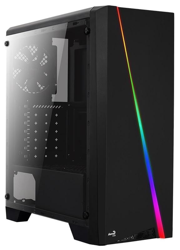 Aerocool Cylon RGB Glass Windowed Case
