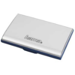 "Hama ""Fancy"" Memory Card Case, silver"