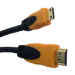 Videk HDMI/mini HDMI 2m HDMI Mini-HDMI Black,Orange HDMI cable