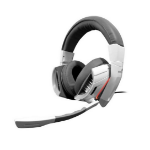 GAMDIAS HEPHAESTUS Binaural Head-band Black,White headset