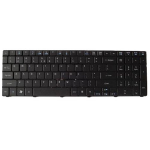 Acer Aspire 5251 keyboard BE AZERTY Belgian Black keyboard
