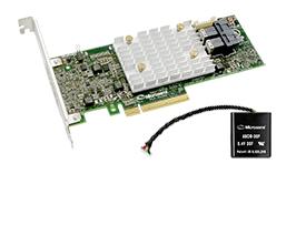Microsemi SmartRAID 3152-8i RAID controller PCI Express x8 3.0 12 Gbit/s