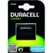 Duracell Digital Camera Battery 7.4v 700mAh 5.2Wh Lithium-Ion (Li-Ion) 700mAh 7.4V rechargeable battery