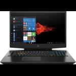 "HP OMEN 17-cb0003na Black Notebook 43.9 cm (17.3"") 1920 x 1080 pixels 9th gen Intel® Core™ i7 8 GB DDR4-SDRAM 1512 GB HDD+SSD Windows 10 Home"