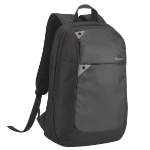 "Targus TBB565GL notebook case 39.6 cm (15.6"") Backpack Black,Grey"