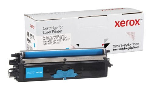 Xerox 006R03789 compatible Toner cyan, 1.4K pages (replaces Brother TN230C)