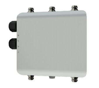 Extreme networks AP-7662-680B40-WR WLAN access point 1000 Mbit/s Power over Ethernet (PoE) Grey