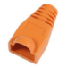 Microconnect Boots RJ-45 Plugs Orang Orange