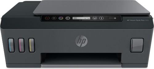 HP Smart Tank Plus 555 Thermal inkjet A4 4800 x 1200 DPI 11 ppm Wi-Fi
