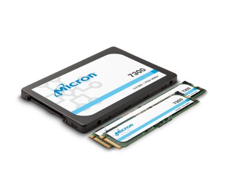 """Micron 7300 MAX 2.5"""" 1600 GB PCI Express 3.0 3D TLC"""