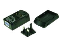 2-Power UPC8010A Indoor Black power adapter/inverter