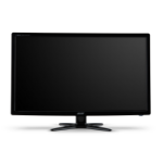 "Acer GF246 24"" Full HD LED Black computer monitor"