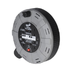 SMJ CT1013 4AC outlet(s) 10m Black power extensionZZZZZ], CT1013