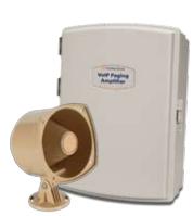 Cyberdata V2 Loudspeaker Amplifier - Singlewire, AC