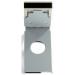 HP Separation pad assembly Laser/LED printer Separation pad