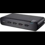 Linksys F1DN104W-3 Black KVM switch