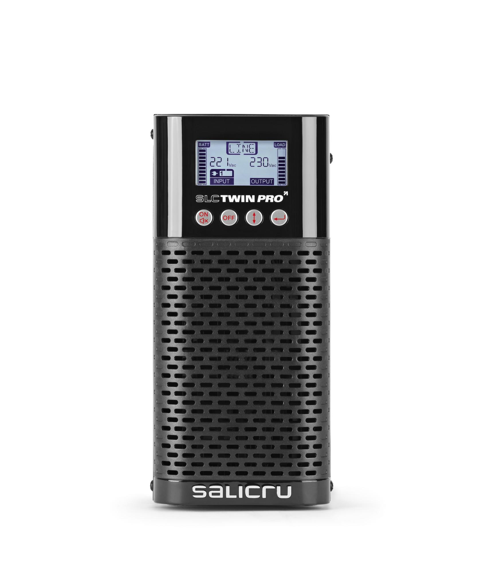 SLC-1000-TWIN PRO2 B1 IEC                                  IN