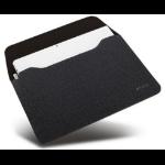 "Maroo MR-MS3307 tablet case 30.5 cm (12"") Sleeve case Black, Brown"
