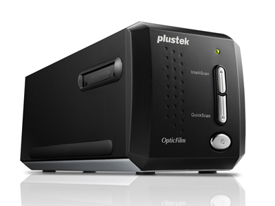 Plustek OpticFilm 8200i Ai 7200 x 7200 DPI Film/slide scanner Black