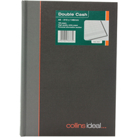 Collins Ideal Book Grey/black 464