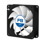 ARCTIC F8 3-Pin fan with standard case