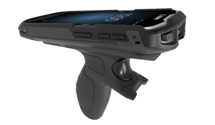 Zebra KT-TC51-TRG1-01 accesorio para dispositivo de mano Trigger handle Negro