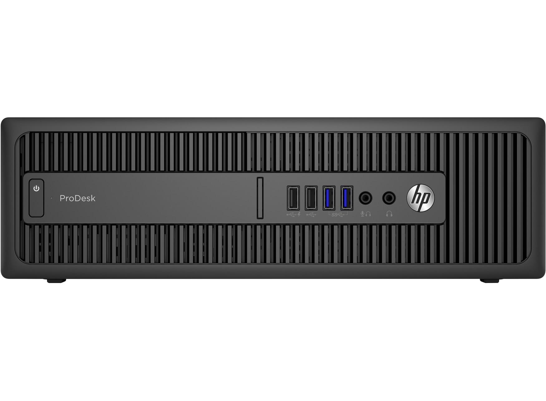 HP ProDesk 400 G3 3.4GHz i7-6700 SFF Black