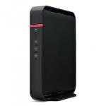 Buffalo N300 wireless router Fast Ethernet Black