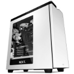 NZXT H440 Midi-Tower White computer case