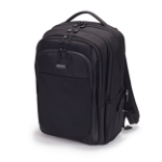 Dicota Performer backpack Polyethylene terephthalate (PET) Black