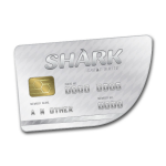 Rockstar Games Grand Theft Auto Online Great White Shark Card PC