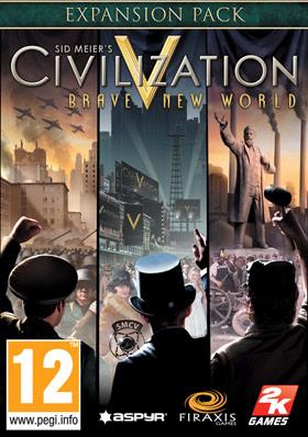 Nexway Sid Meier's Civilization V: Brave New World, Mac Video game downloadable content (DLC) Español