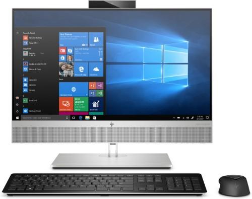 "HP EliteOne 800 G6 24inch 60.5 cm (23.8"") 1920 x 1080 pixels Touchscreen 10th gen Intel® Core™ i5 8 GB DDR4-SDRAM 256 GB SSD Windows 10 Pro Wi-Fi 6 (802.11ax) All-in-One PC Silver"