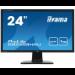 """iiyama ProLite GB2488HSU-B1 24"""" Black Full HD"""