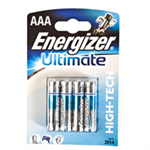 Energizer AAA/L92 Lithium 1.5V non-rechargeable battery