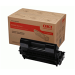 OKI 09004461 Toner black, 13K pages @ 5% coverage