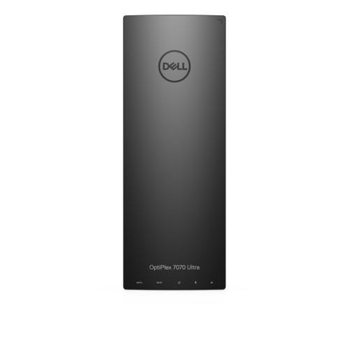 DELL OptiPlex 7070 UFF DDR4L-SDRAM i5-8365U 8th gen Intel® Core™ i5 8 GB 256 GB SSD Windows 10 Pro Mini PC Black